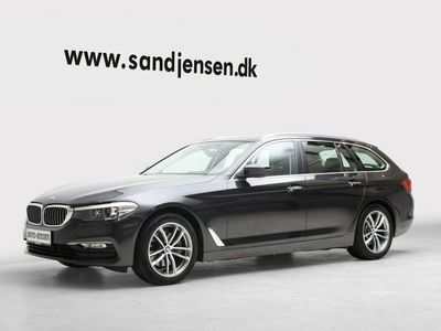 used BMW 520 d 2,0 Touring Business aut.