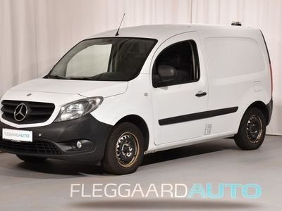 usado Mercedes Citan 109 1,5 CDI A2 90HK Van