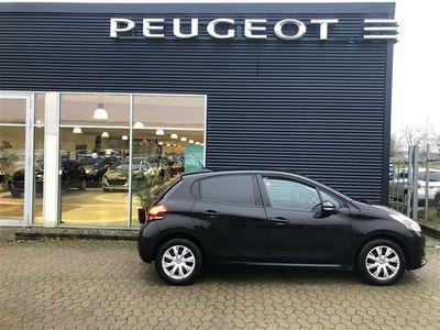 brugt Peugeot 208 1,2 PureTech Active 82HK 5d