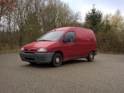 brugt Fiat Scudo VAN 1,9 D