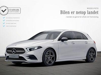 brugt Mercedes A200 d 2,0 AMG Line aut.