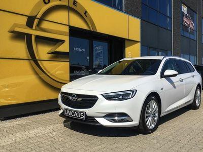 brugt Opel Insignia Sports Tourer 1,5 Turbo INNOVATION Start/Stop 165HK Stc 6g Aut.