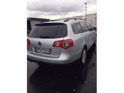 brugt VW Passat 2,0 Comfortline