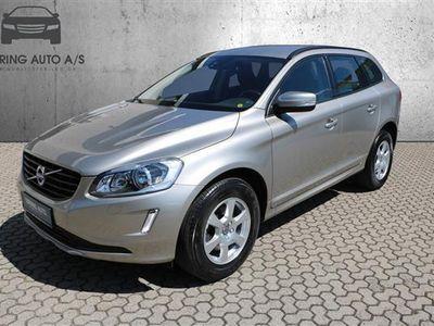 brugt Volvo XC60 2,0 D4 Kinetic 190HK 5d 8g Aut. - Personbil - gråmetal