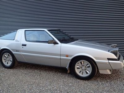 brugt Mitsubishi Starion 2,0 EX Turbo