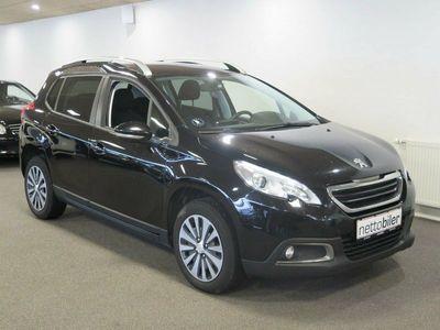 used Peugeot 2008 1,6 BlueHDi 100 Plus