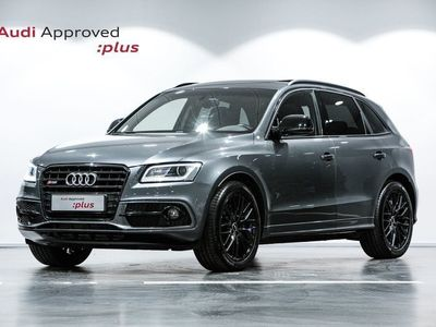 brugt Audi SQ5 3,0 TDi 340 Plus quattro Tiptr.