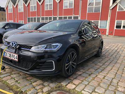brugt VW Golf 1.4 204 HK GTE