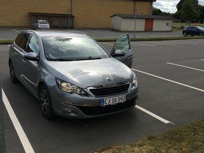 brugt Peugeot 308 1.6 120 HK Style