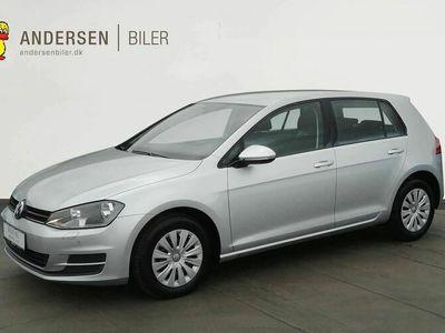 brugt VW Golf 1,4 TSI BMT Style DSG 125HK 5d 7g Aut.