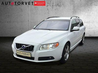 brugt Volvo V70 2,4 D5 205 Summum aut.