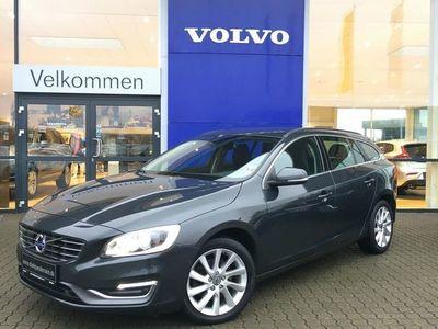 brugt Volvo V60 2,0 D4 Momentum 181HK Stc 6g