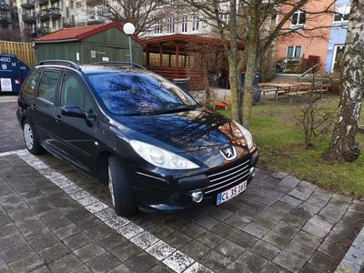 brugt Peugeot 307 1,6 HDI ST. CAR