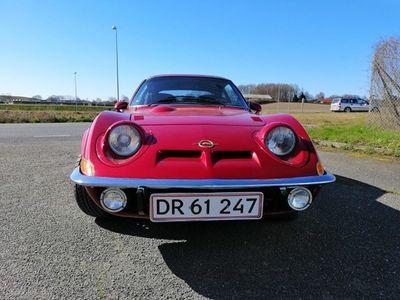 käytetty Opel GT 1,9 De Luxe 90HK 2d
