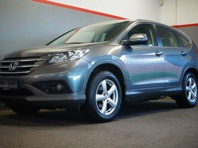 gebraucht Honda CR-V 2,0 i-VTEC Elegance 4WD