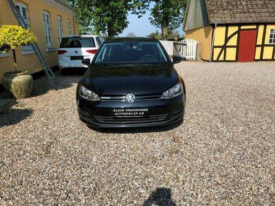 used VW Golf VII 1,6 TDi 110 BlueMotion Variant