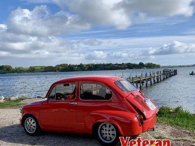 brugt Fiat 600 ABARTH 1000 TC
