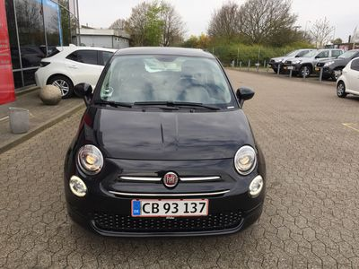 brugt Fiat 500 1,2 Eco Black Friday Start & Stop 69HK 3d