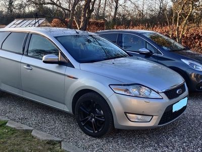 brugt Ford Mondeo 2.0 140 HK Trend stc.