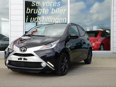 brugt Toyota Aygo 1,0 VVT-I X-Play 69HK 5d