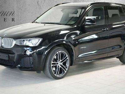 brugt BMW X3 35d - 313 hk xDrive Automatic M-Sport