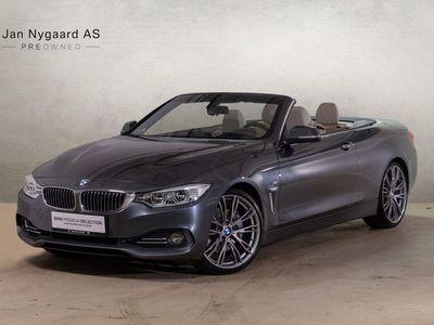 brugt BMW 440 i 3,0 Cabriolet aut.