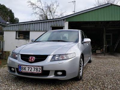 brugt Honda Accord 2,4i 190HK