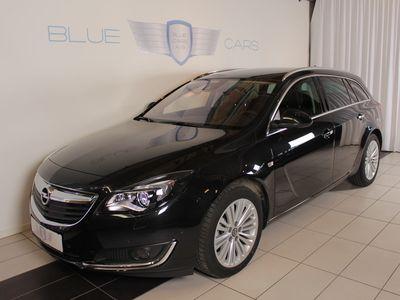 brugt Opel Insignia Sports Tourer 1,6 CDTi Aut. Cosmo ST 136HK st.car