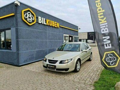 brugt Saab 9-5 2,0 T Vector