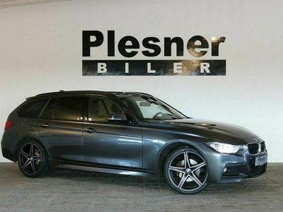 gebraucht BMW 320 d 2,0 Touring xDrive aut.