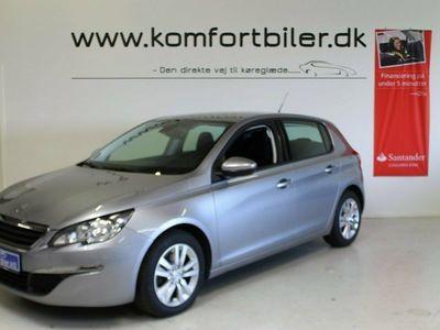 gebraucht Peugeot 308 1,6 e-HDi 116 Active