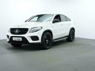 brugt Mercedes GLE450 AMG 3,0 AMG Coupé aut. 4-M