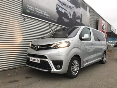 brugt Toyota Verso Proace