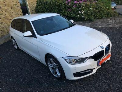 brugt BMW 320 d Touring Aut 3k31