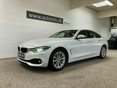brugt BMW 420 Gran Coupé d 2,0 Advantage aut.