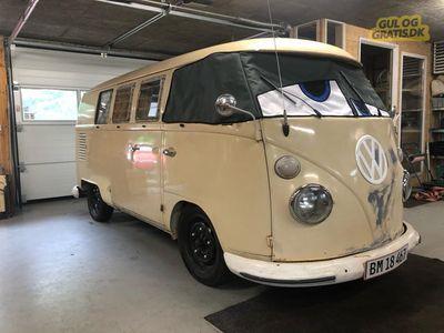 brugt VW T1 Dansk westfaliasplitbus sælges