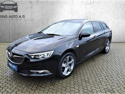brugt Opel Insignia Sports Tourer 1,6 CDTI Dynamic Start/Stop 136HK Stc 6g Aut. - Personbil - Sortmetal