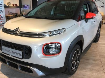 brugt Citroën C3 Aircross 1,6 Blue HDi Iconic start/stop 100HK Van