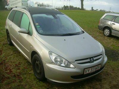 brugt Peugeot 307 2,0 SW