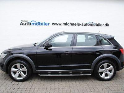 brugt Audi Q5 TDi 143 quattro