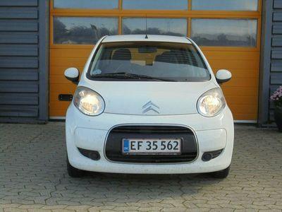 brugt Citroën C1 1,0i Clim