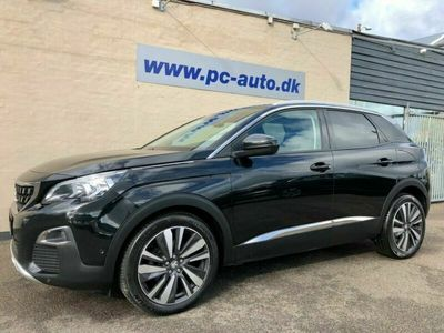 brugt Peugeot 3008 1,6 BlueHDi 120 Allure 5d