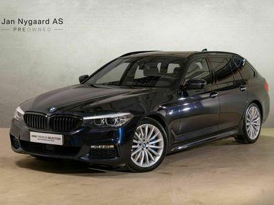 brugt BMW 540 i 3,0 Touring M-Sport xDrive aut.