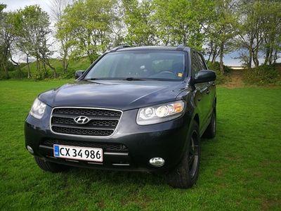 brugt Hyundai Santa Fe 2,2 CRDI AUT. 4 WD