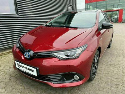 brugt Toyota Auris 1,8 Hybrid Selected Touring Sports CVT