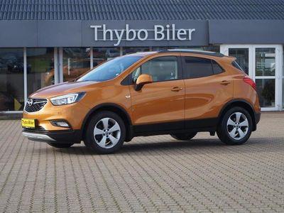 brugt Opel Mokka X 1,6 CDTI Enjoy Start/Stop 136HK Van 6g