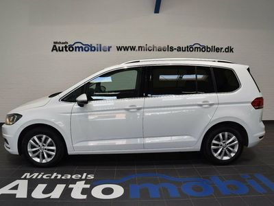 usado VW Touran 1,6 TDi 115 Highline DSG BMT