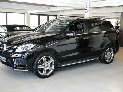 käytetty Mercedes GLE350 d 3,0 aut. 4-M