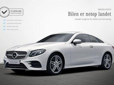 brugt Mercedes E300 2,0 Coupé aut.