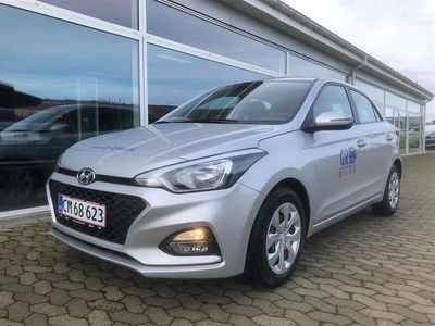 brugt Hyundai i20 1,25 Nordic Edition 84HK 5d